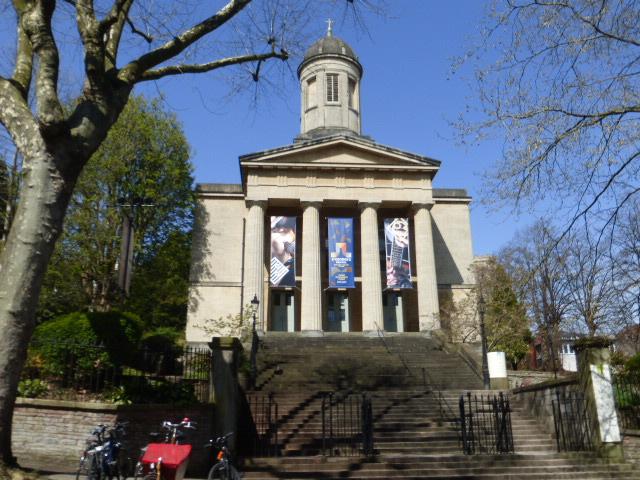 photo walk through Bristol: now a music venue