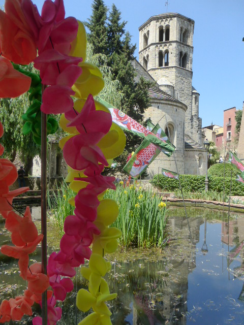 Temps de Flors;  The Girona Flower Festival