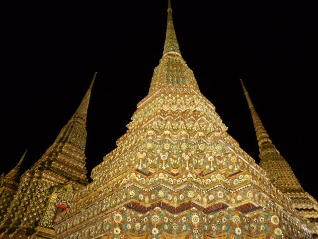 Wat Pho on our Expique tour