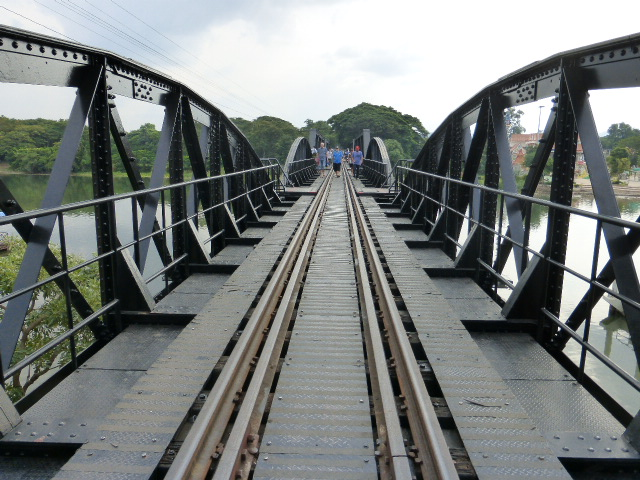 Death Railway The Bridge over the River Kwai