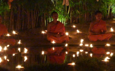 The Loy Krathong Lantern Festival – and Self Forgiveness