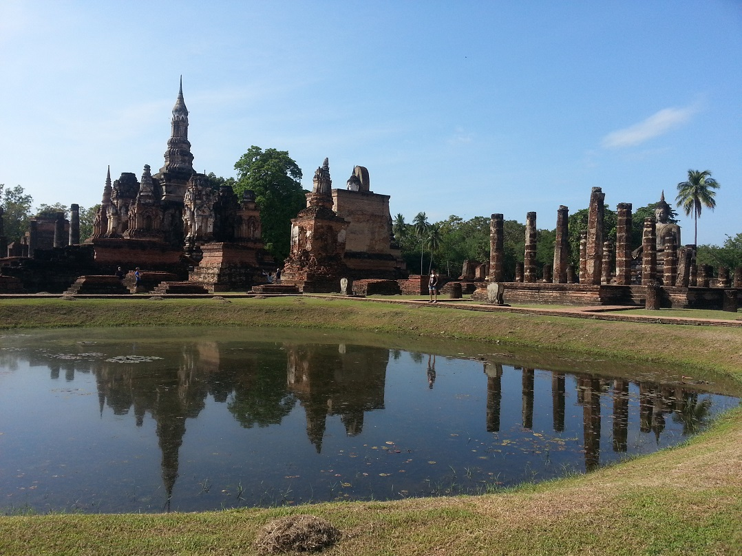 Sukhothai vs Ayutthaya - how can you choose?