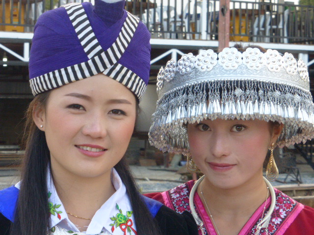 Hmong New Year in Laos