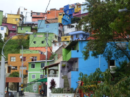 Escaleras electricas: fun things to do in Medellin
