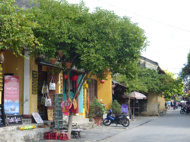 Hoi An - a pretty UNESCO listed town