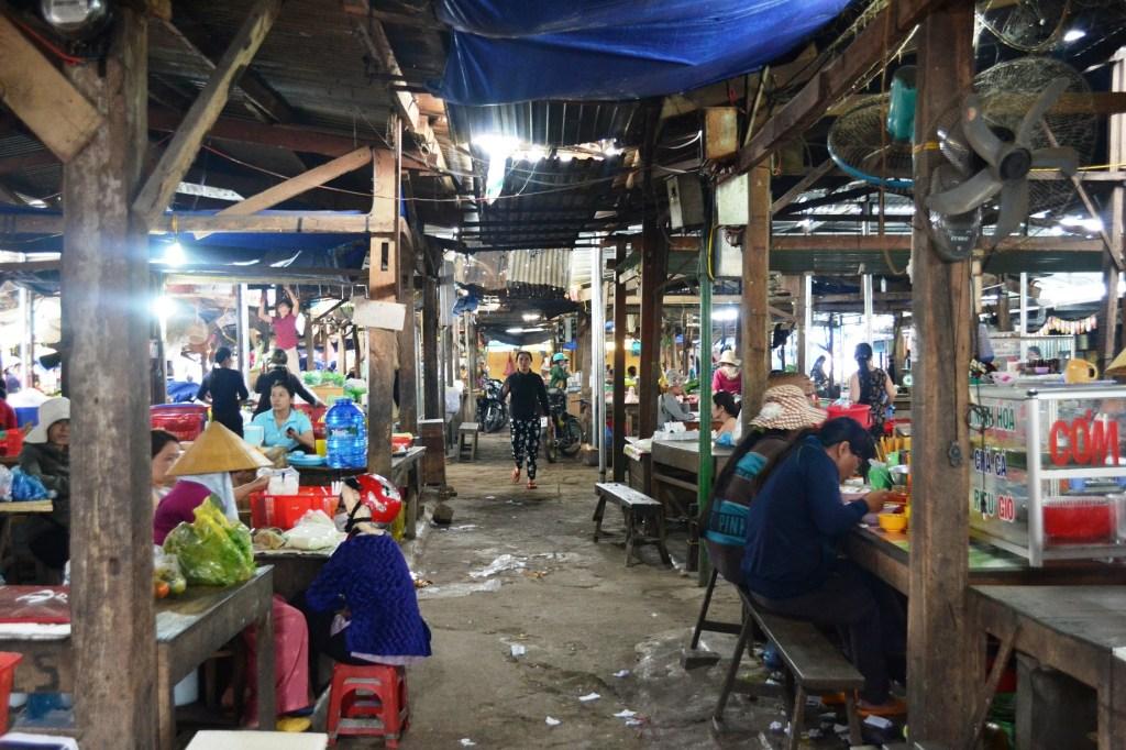 the veg market