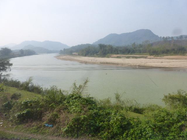 Ho Chi Minh to Hanoi river