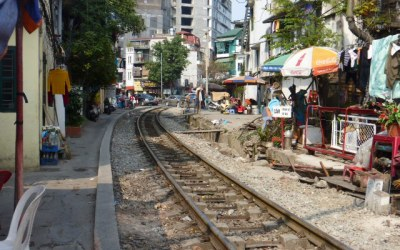 Ho Chi Minh to Hanoi by train – in 33 hours