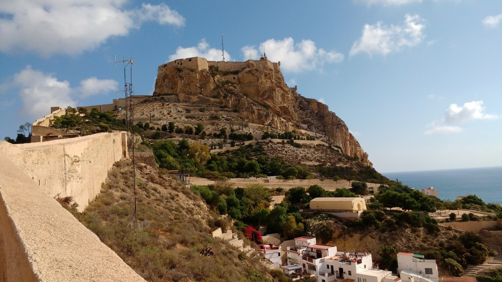 road trip around the south of Spain - Alicante