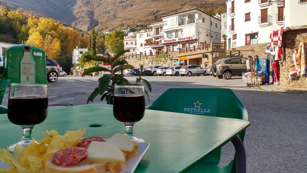 road trip Spain - Trevelez