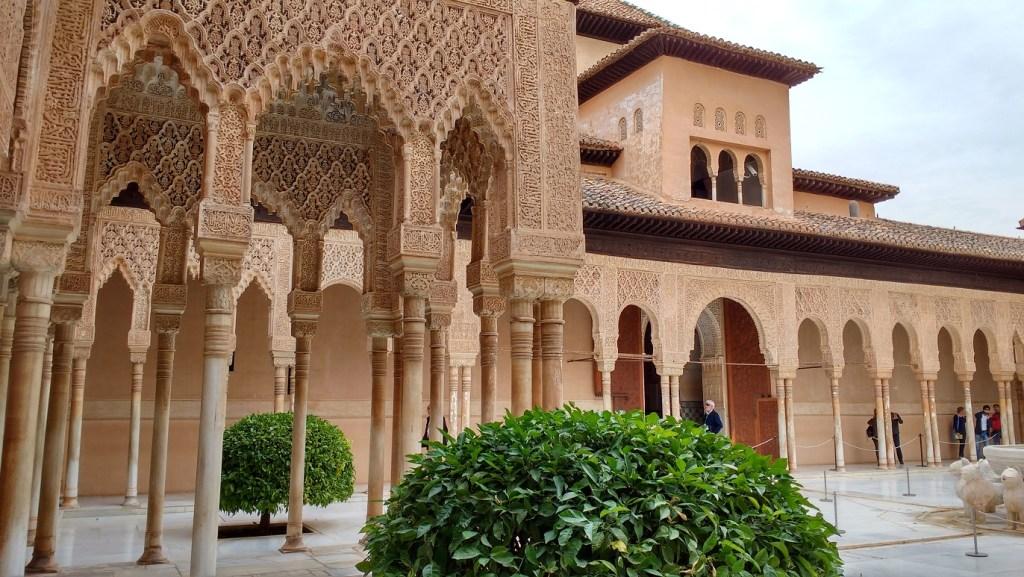 Road trip Spain - Granada