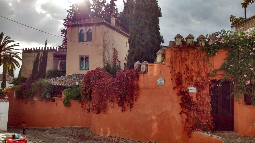 discover Granada - the Arab Quarter