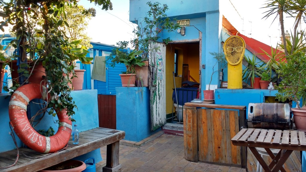 hostel tips and how not to behave in a hostel - Cadiz