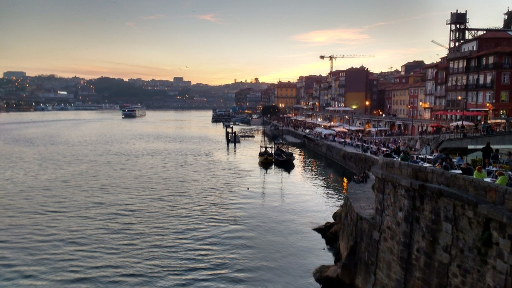 If you are looking for a romantic city break try Porto