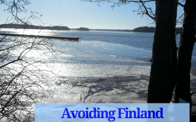 5 reasons NOT to visit Finland in winter