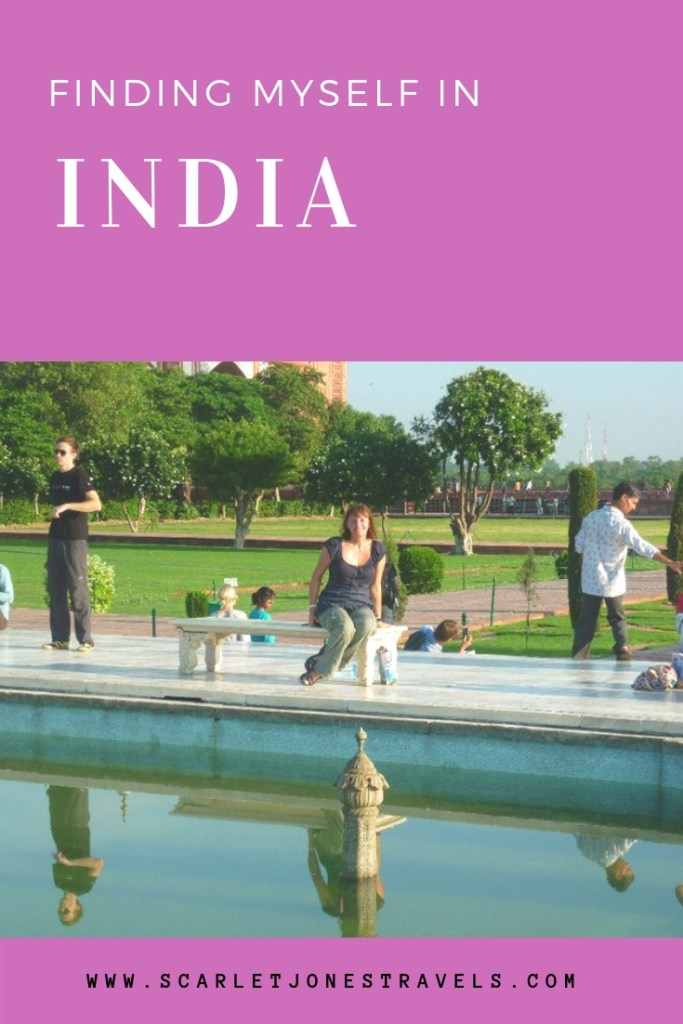 Finding myself in India