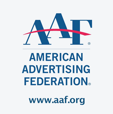 AAF American Advertising Federation logo