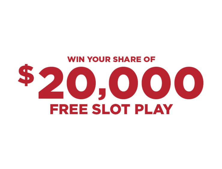 Win Your Share Of $20,000 Free Slot Play Hot Seat Promotion