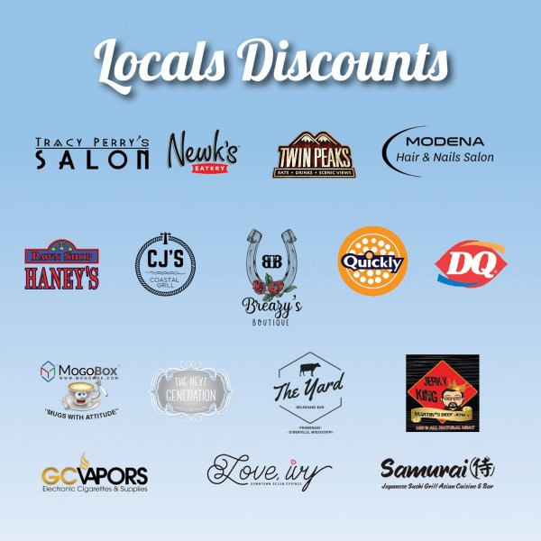 Local Discounts partners in the Gulf Coast