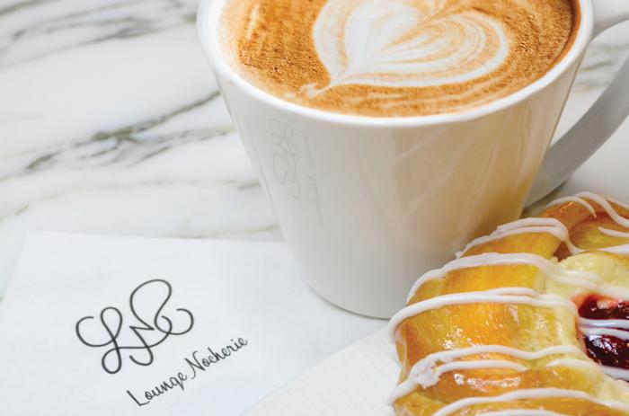 Latte Pastry