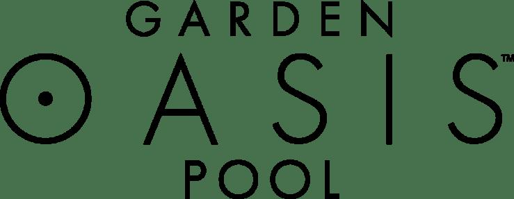 garden oasis pool logo
