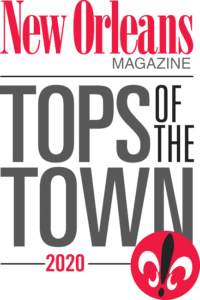 Tops Of The Town 2020 Logo