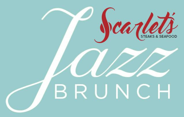 Jesse Hill Jazz Brunch Scarlet's Steaks & Seafood