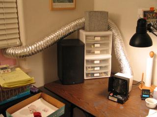the Scarlet Letters tutorial desktop ventilation