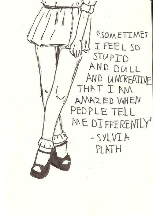 sylvia-plath-writing-quote