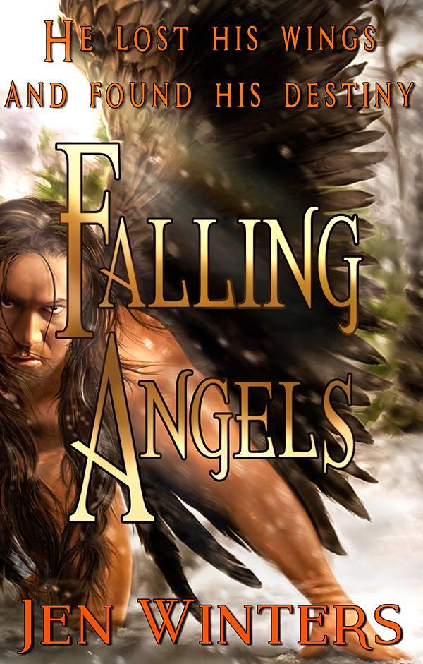 Falling Angels by Jen Winters