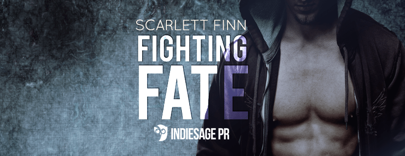 Fighting Fate Cover Reveal & Giveaway!
