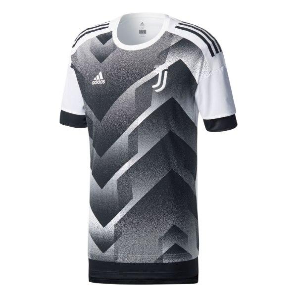 adidas - Juventus Maglia Pre-Match Ufficiale 2017-18