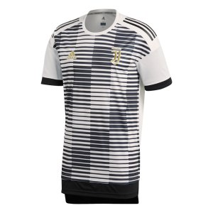 adidas - Juventus Maglia Pre-Match Ufficiale 2018