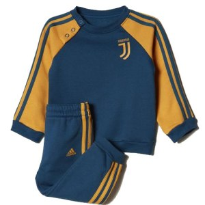 adidas - Juventus Tuta 3-Stripes Baby Ufficiale 2017-18
