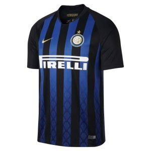Maglia da calcio 2018/19 Inter Stadium Home - Uomo - Nero