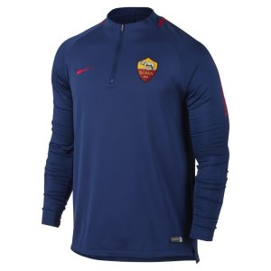 Maglia da calcio A.S. Roma Dri-FIT Squad Drill - Uomo - Blu