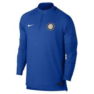 Maglia da calcio Inter Dri-FIT Squad Drill - Uomo - Blu