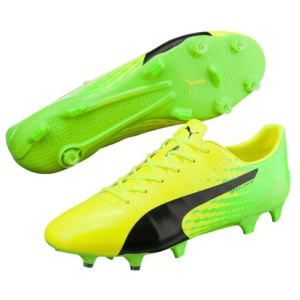 Puma - evoSPEED 17 SL-S FG Safety Yellow