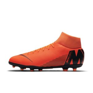 Scarpa da calcio multiterreno Nike Mercurial Superfly VI Club MG - Arancione