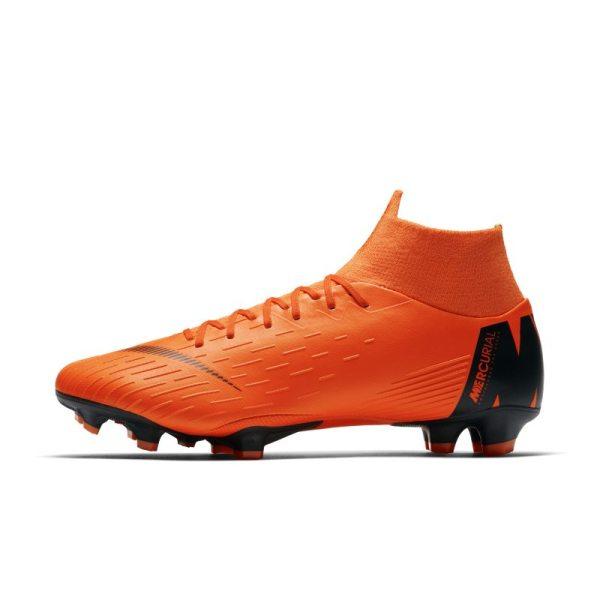 Scarpa da calcio per terreni duri Nike Mercurial Superfly VI Pro - Arancione