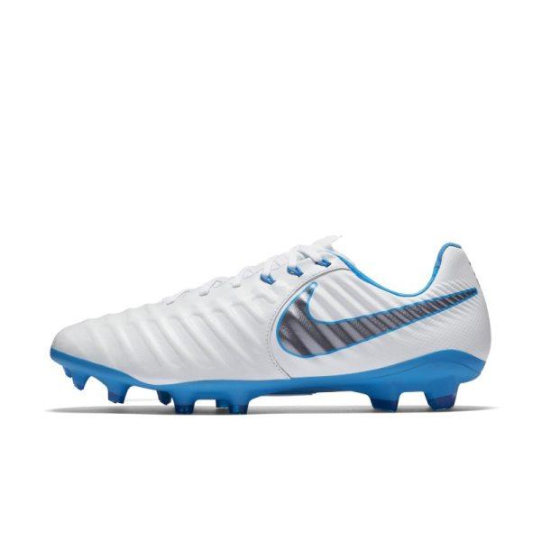 Scarpa da calcio per terreni duri Nike Tiempo Legend VII Pro - Bianco