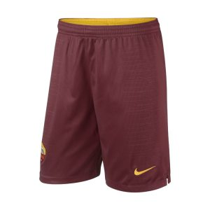 Shorts da calcio 2018/19 A.S. Roma Stadium Home/Away - Ragazzi - Red