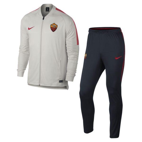 Tuta da calcio A.S. Roma Dri-FIT Squad - Uomo - Cream