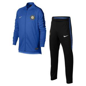 Tuta da calcio Inter Dri-FIT Squad - Ragazzi - Blu