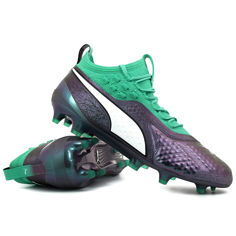 PUMA ONE 3 ILLUMINATE Leather FG Scarpe Calcio Sport