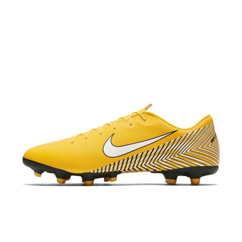 new concept 0fa13 88e25 Scarpa da calcio con tacchetti multiterreno Nike Mercurial Vapor XII  Academy Neymar - Giallo