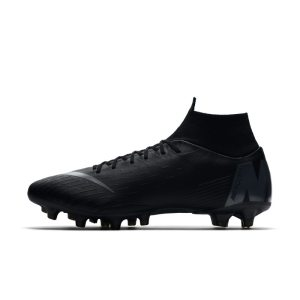 Scarpa da calcio per campi in erba artificiale Nike Mercurial Superfly VI Pro AG-PRO - Nero