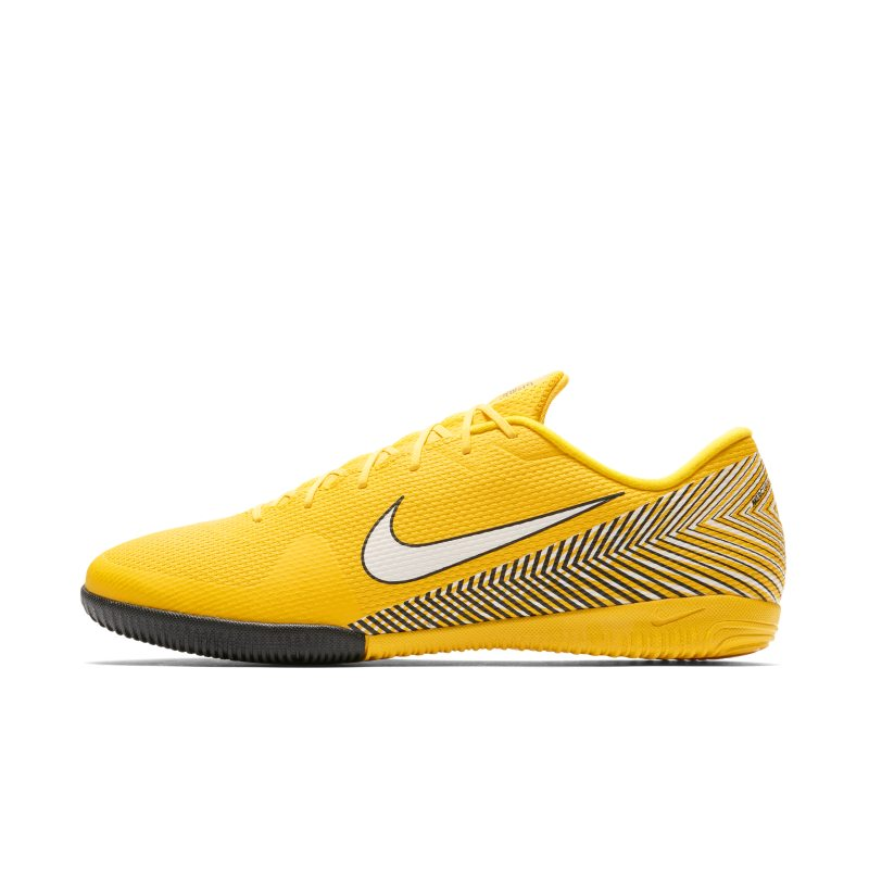 Scarpa da calcio per campo indoor/cemento Nike Mercurial Vapor XII Academy Neymar Jr - Giallo