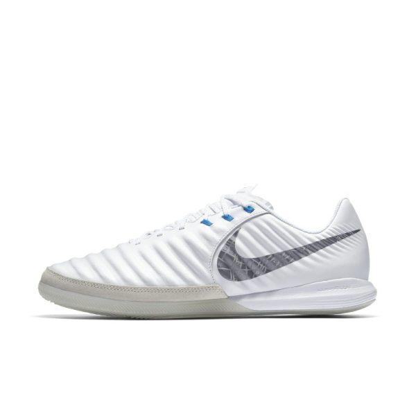 Scarpa da calcio per campo indoor/cemento Nike TiempoX Lunar Legend VII Pro Just Do It - Bianco