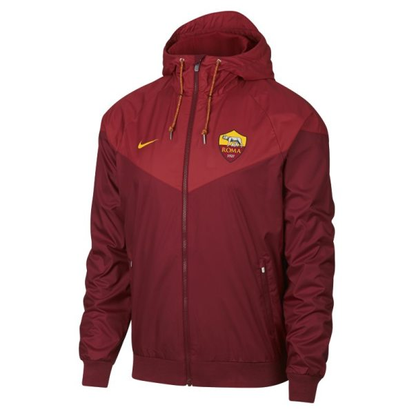 Giacca A.S. Roma Windrunner - Uomo - Red